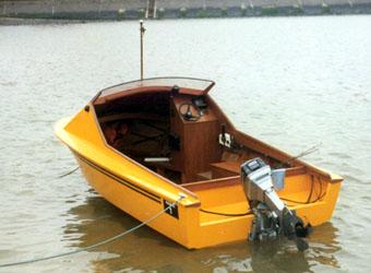 Vixen 17 - Hartley Boat Plans