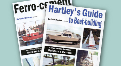 Boat Plans   Build Your Own Boat   Boat Building Guides   Hartley Boats