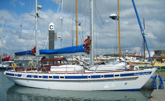 Fijian 43 - Study Pack - Hartley Boat Plans