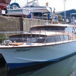 Marksman 22 - Hartley Boat Plans